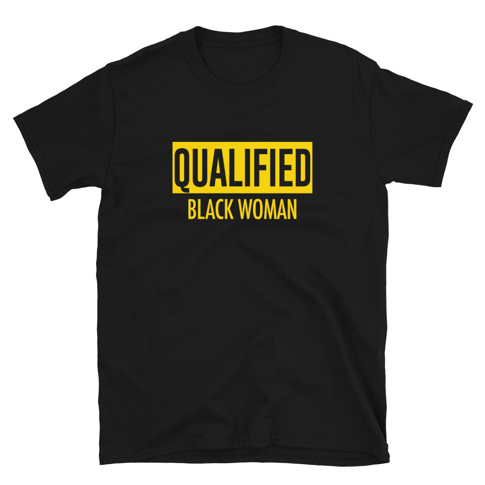 Qualified Black Woman