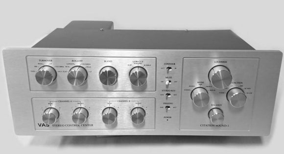 Citation I Preamplifier