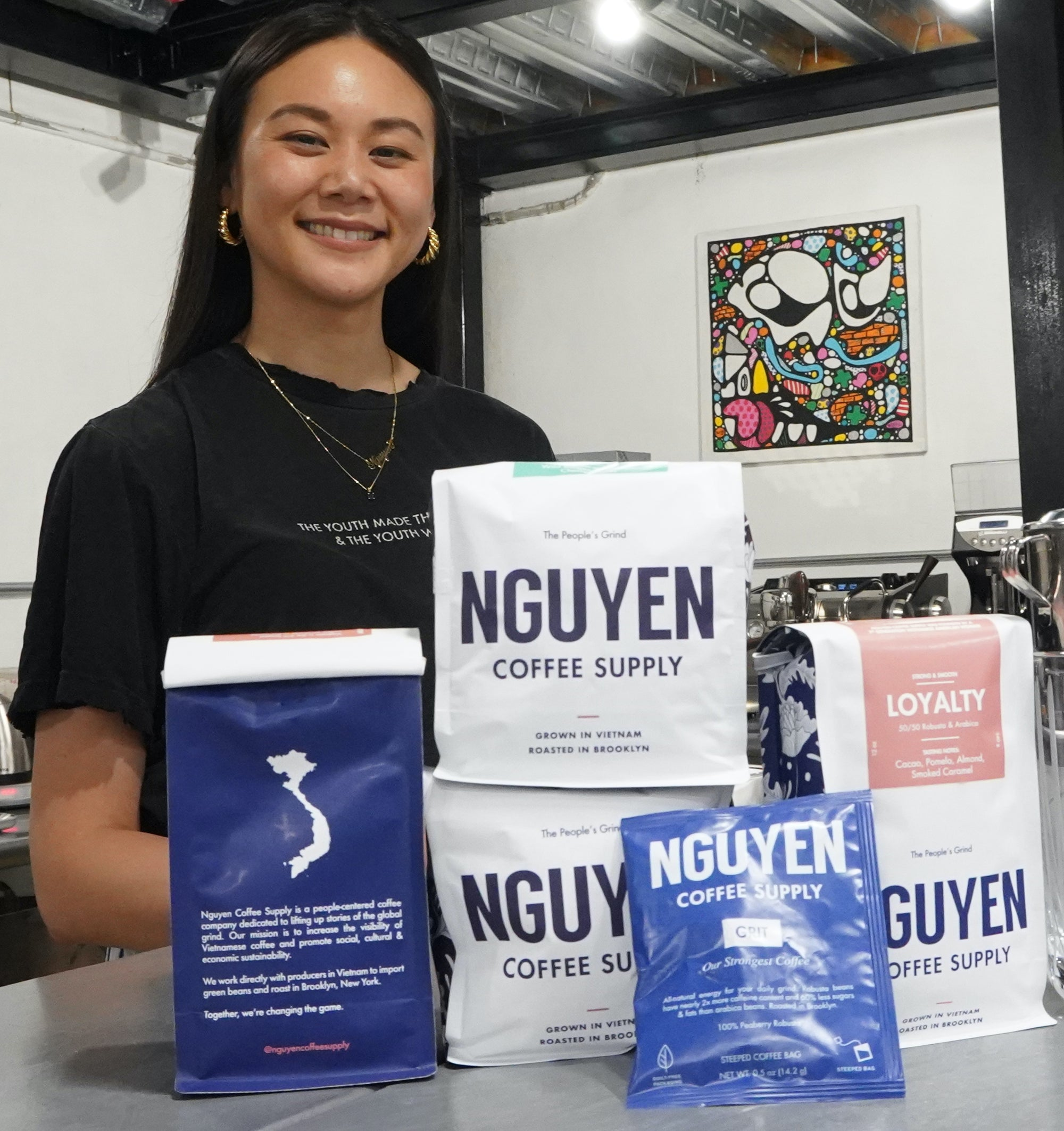 Nguyen Coffee Supply Featured in Người Việt Daily News