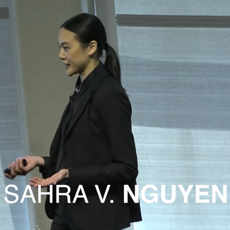 Watch Founder Sahra Nguyen's Tedx Talk on How to Disrupt Your Industry