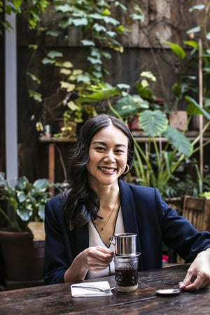 How Sahra Nguyen is Reclaiming Vietnamese Coffee (Featured in Imbibe Magazine)