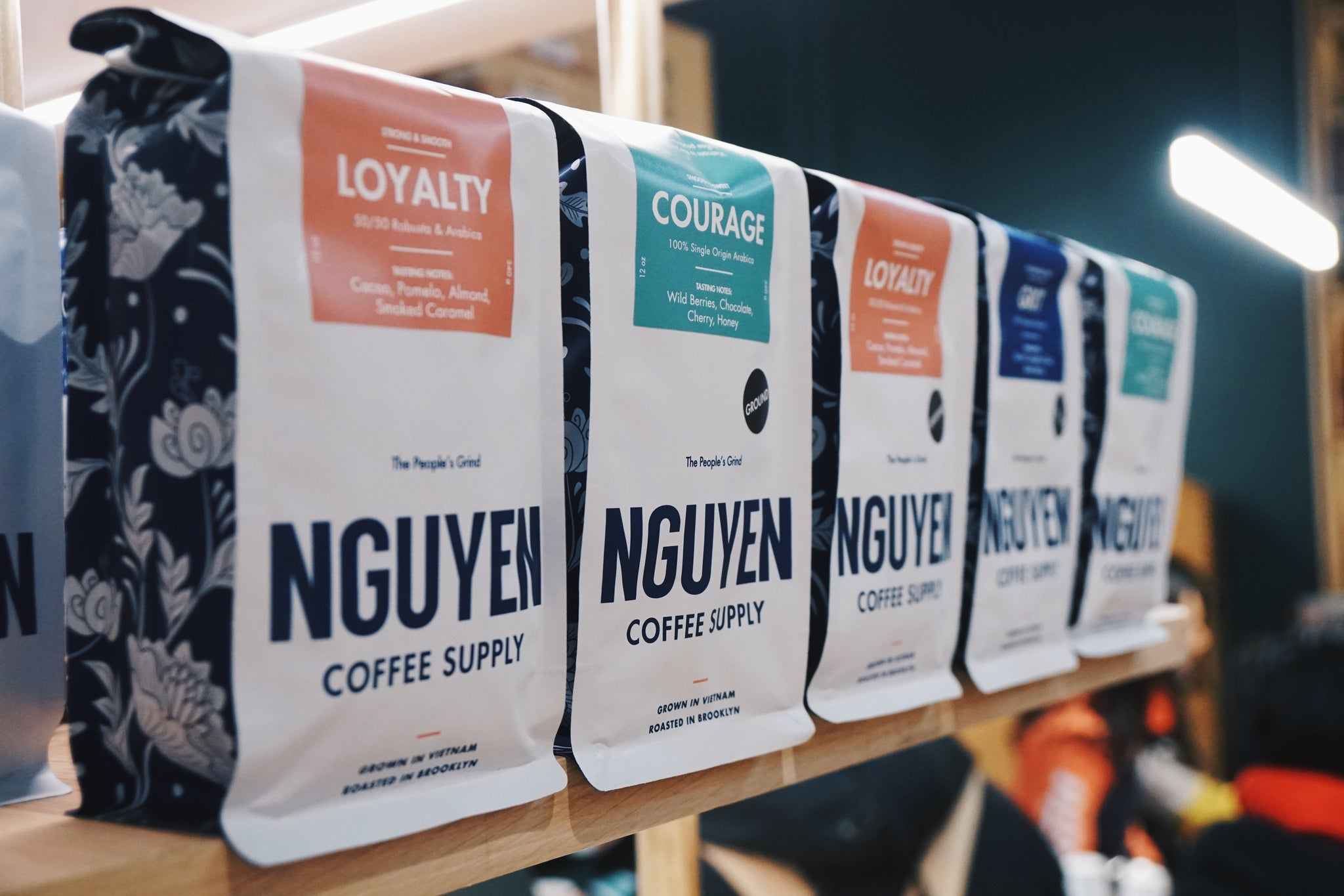 Nguyen Coffee Supply Vietnamese coffee