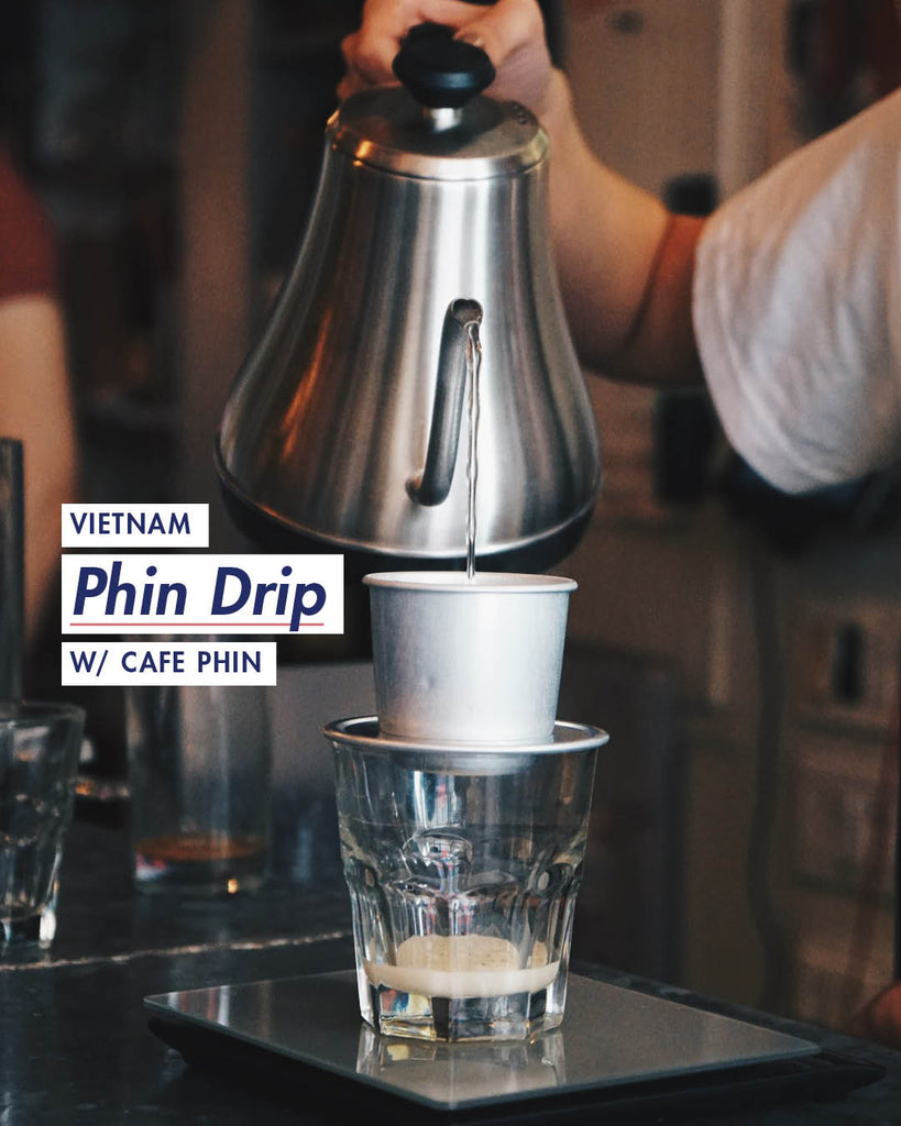 best vietnamese coffee low acidic arabica robusta phin drip filter sustainable brewing roasted in brooklyn nguyen woman owned