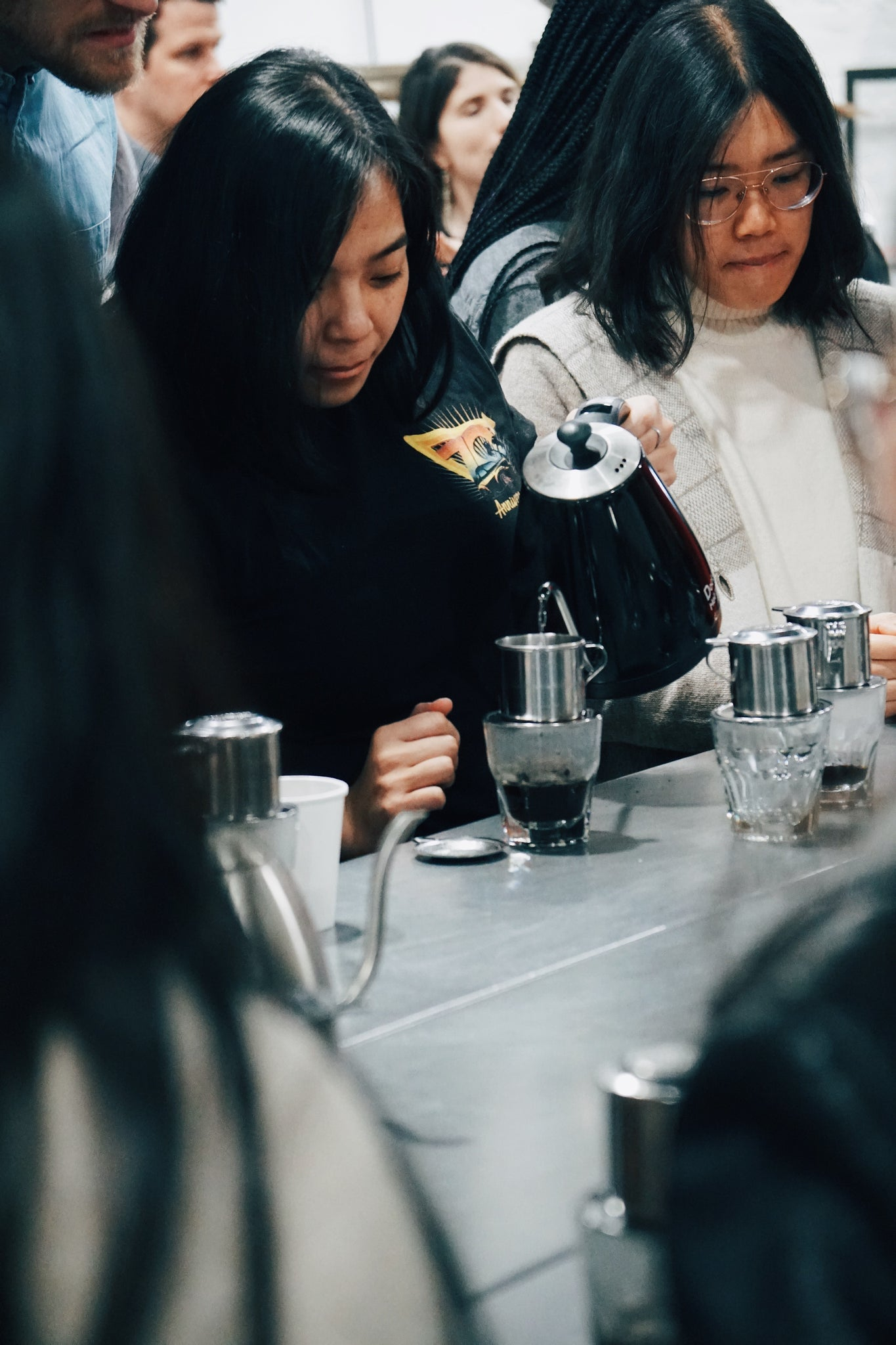 nguyen coffee supply vietnamese specialty culture sightglass female founder entrepreneur roasted brooklyn leadership