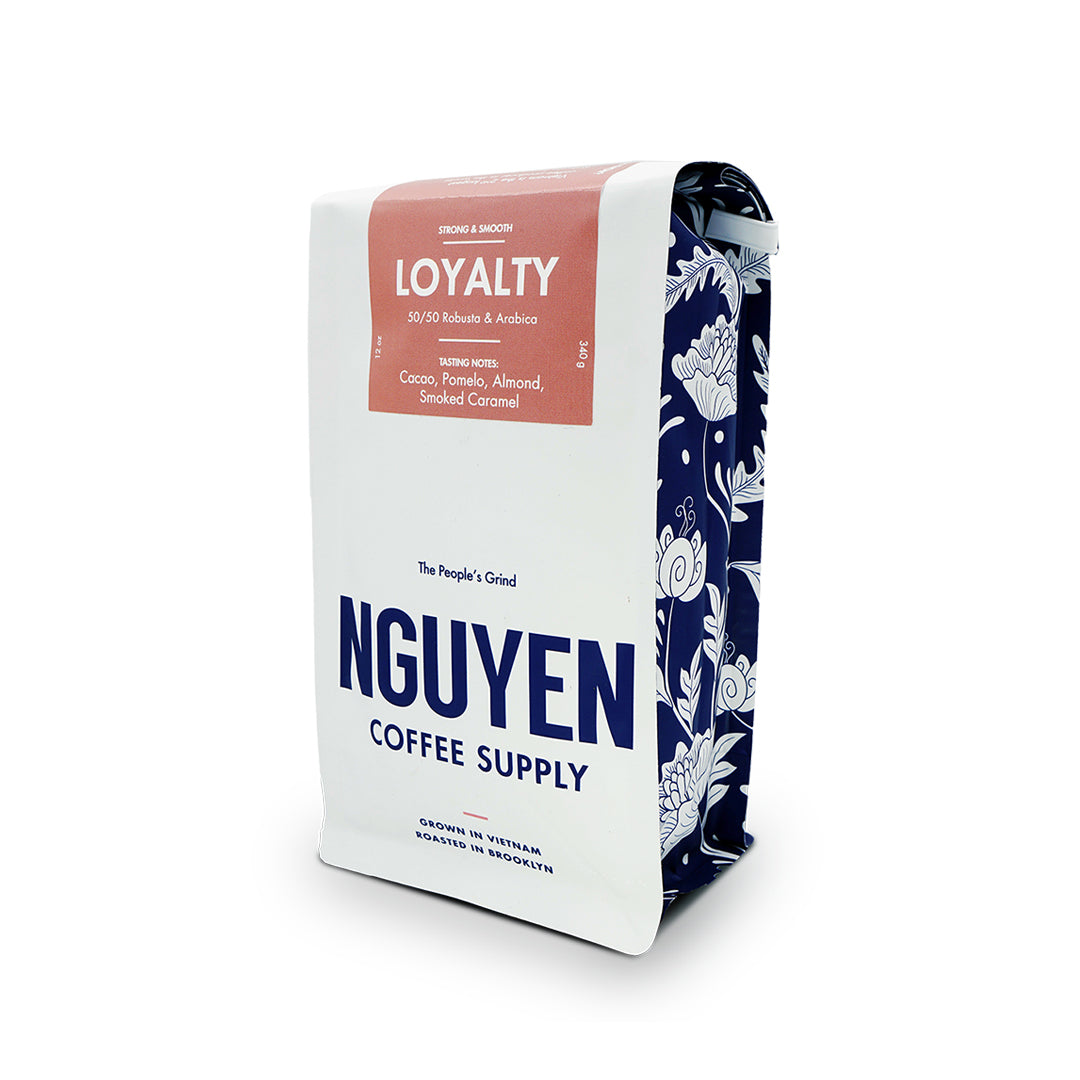 Loyalty (Our Bestseller) / Whole Bean / One 12 oz Bag
