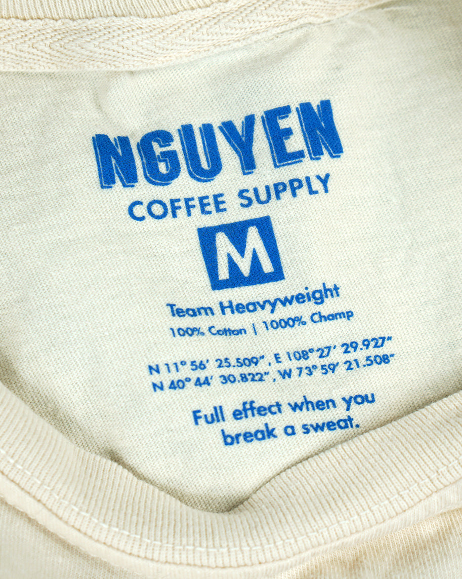 team phin merch t-shirt streetwear nguyen coffee supply nguyening