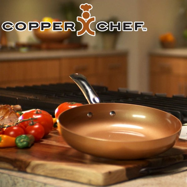 Copper Chef 360 Pan As Seen On Tv