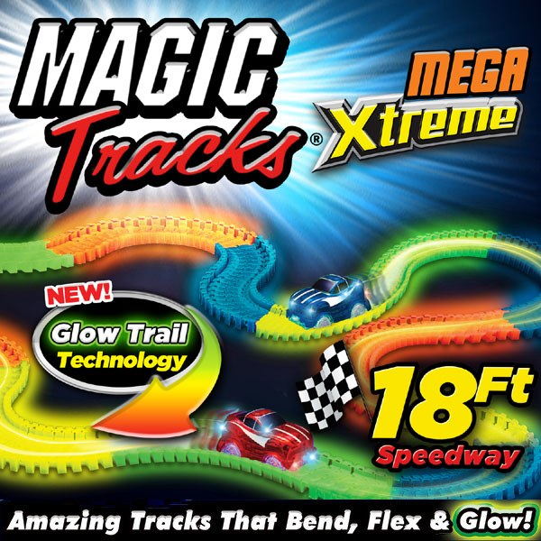 Magic Tracks Extreme Mega Set