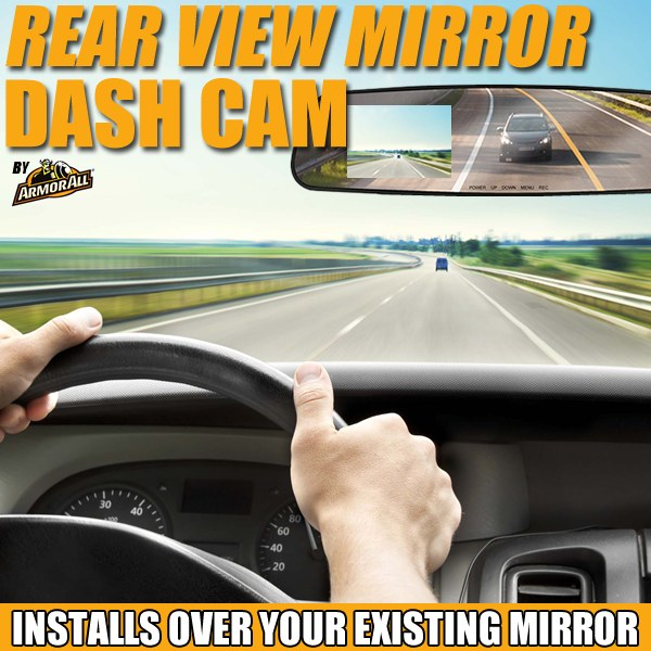 Rear View Mirror Cam