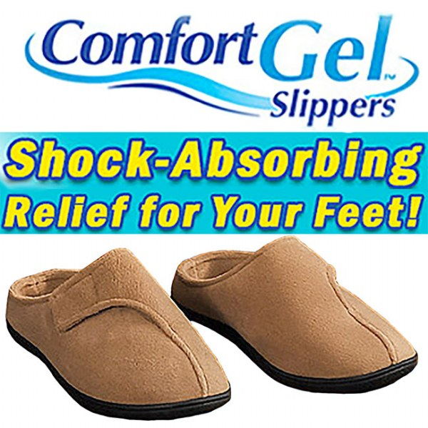 Comfort Gel Slippers