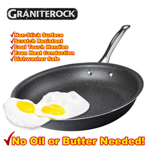 Granite Rock Fry Pan