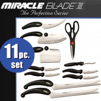 Miracle Blade lll Knives Perfection Series