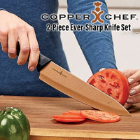 Copper Chef Knife Set