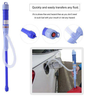Battery Powered Fluid Transfer Pump