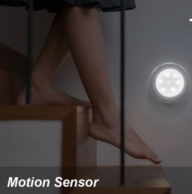 Motion Sensor LED Night Light