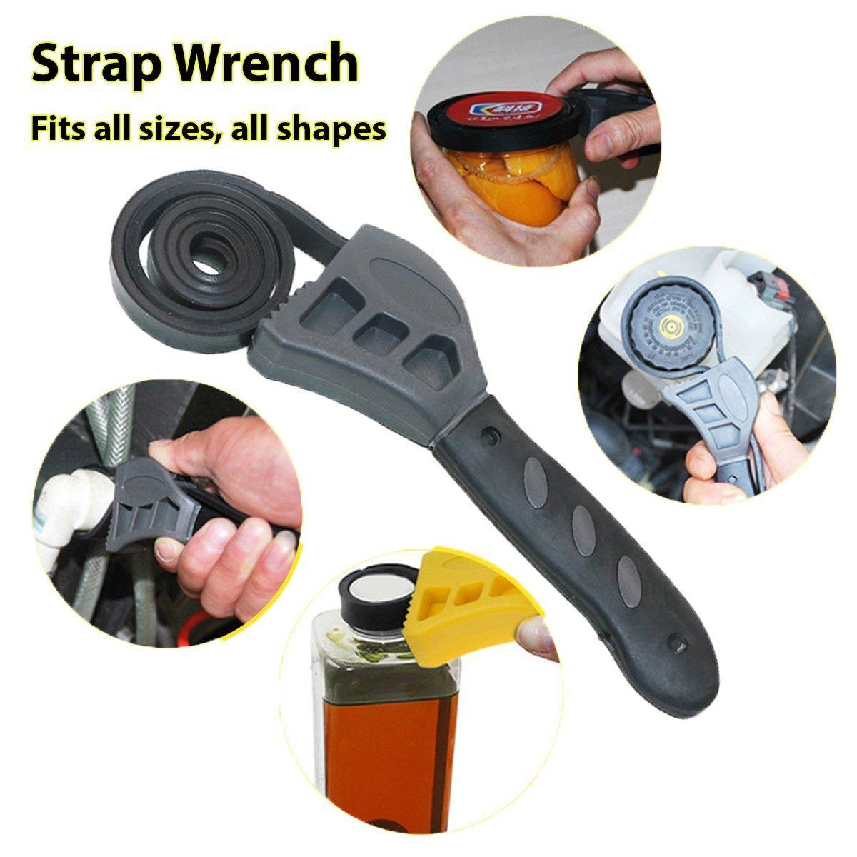 Universal Strap Wrench