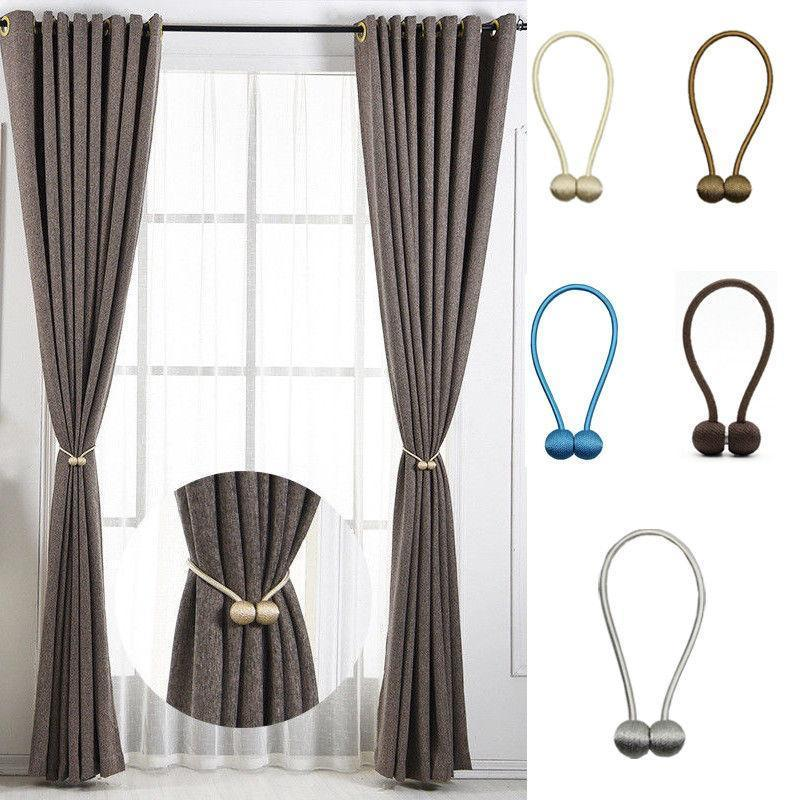 Magnetic Curtain Buckle (1 pair)