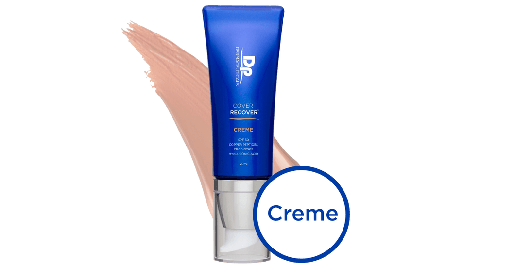 Dp Dermaceuticals Cover Recover 20ml - Creme (Makeup) från Dp Dermaceuticals. | SugarMe Esthetics