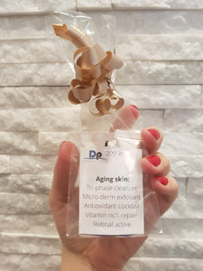DP Dermaceuticals Sample Kit, Aging Skin (Starter Kit) från Dp Dermaceuticals. | SugarMe Esthetics