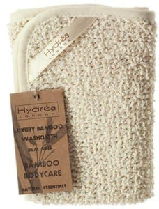 Hydrea Bamboo Luxury Dual Sided Washcloth () från Hydrea. | SugarMe Esthetics
