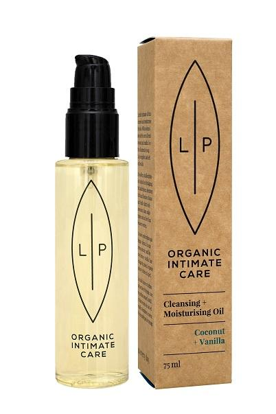 LIP Organic Intimate Care Coconut + Vanilla 75ml () från LIP. | SugarMe Esthetics