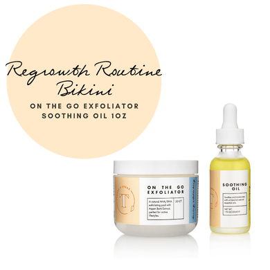 Small Regrowth Kit (Body) från Tamara's. | SugarMe Esthetics