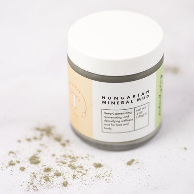 Tamara's Hungarian Mineral Mud 118ml / 4oz (Mask) från Tamara's. | SugarMe Esthetics