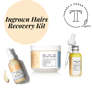 Tamara's Ingrown Hairs Recovery Kit (Body) från Tamara's. | SugarMe Esthetics