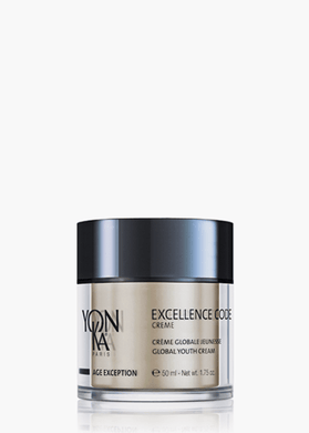 Yon-Ka Excellence Code Creme - Global Youth Cream - 50ml (Cream) från Yon-Ka. | SugarMe Esthetics
