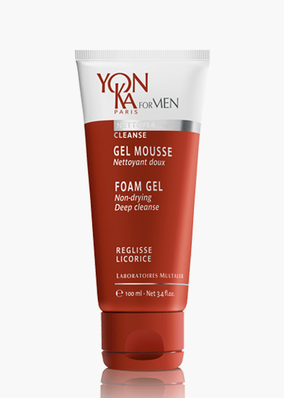 Yon-Ka For Men - Gel Mousse - Foaming Cleanser - 100ml (Cleanser) från Yon-Ka. | SugarMe Esthetics