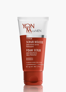 Yon-Ka For Men - Scrub Mousse 50ml (Exfoliator) från Yon-Ka. | SugarMe Esthetics