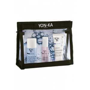 Yon-Ka Hydration Pouch Travel Kit (Travel Size) från Yon-Ka. | SugarMe Esthetics
