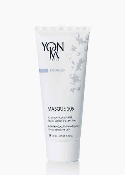 Yon-Ka Masque 105 -Deep Pore Mask Dry Sensitive - 75ml (Mask) från Yon-Ka. | SugarMe Esthetics
