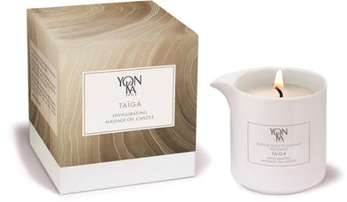 Yon-Ka Taiga Massage Oil Candle (Body) från Yon-Ka. | SugarMe Esthetics
