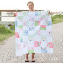 Load image into Gallery viewer, Simple Squares PDF Quilt Pattern | Beginner Quilt Pattern
