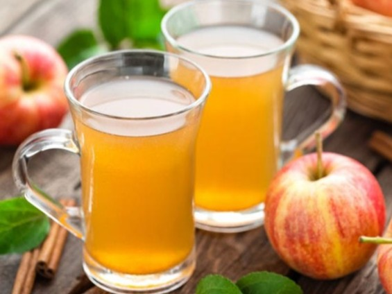 AN APPLE A DAY  Saft | Rezept