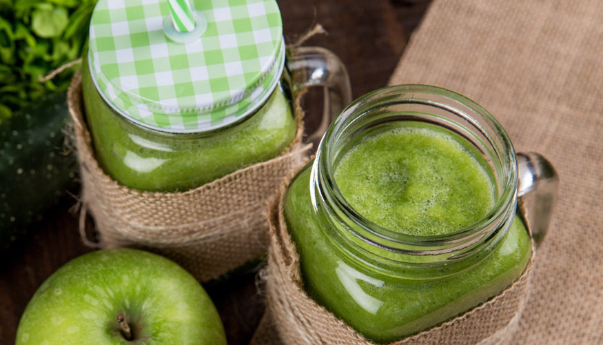 Green Love - Der Powerjuice | Rezept