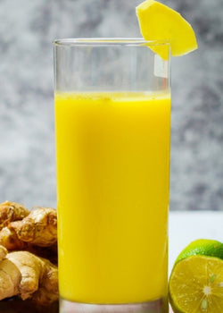 HOT GINGER JUICE | Rezept
