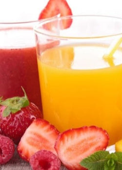 CREAMY AND FRUITY CHOICE JUICE | Rezept