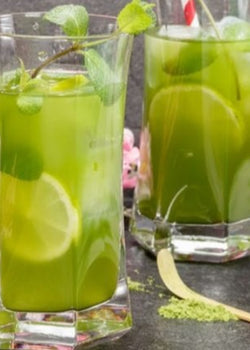 JAPANESE HEALTH JUICE | Rezept