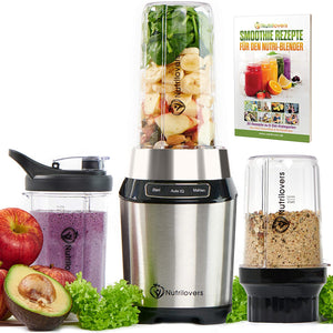 "NUTRI-BLENDER Standmixer ""Mix & Go"" [1000W] Smoothie-Maker"