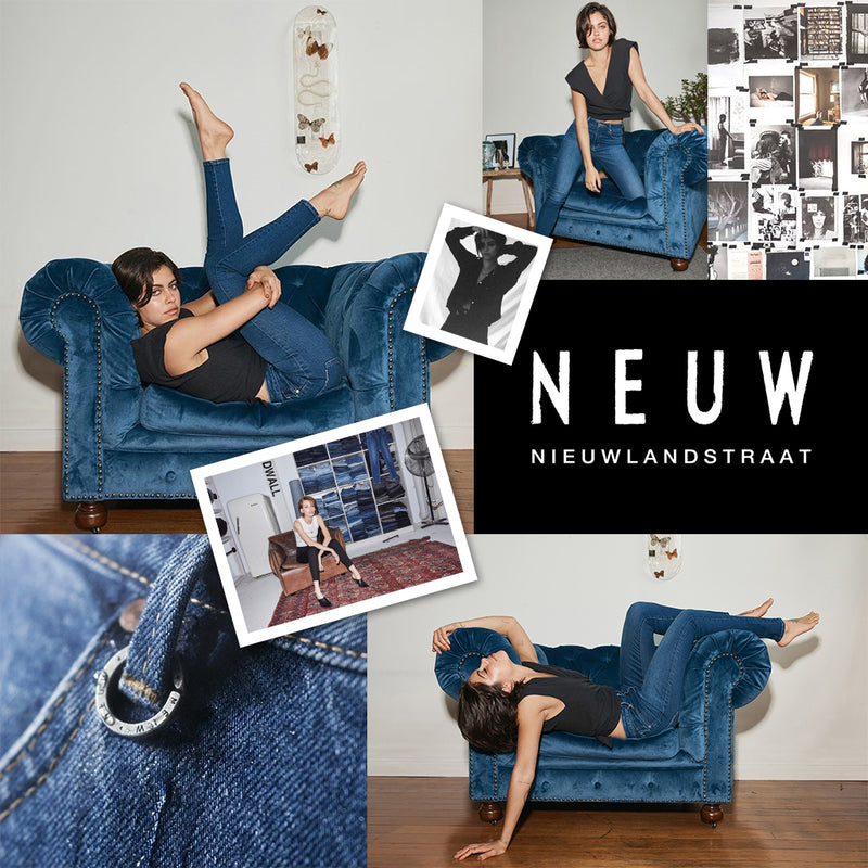 Neuw Denim exclusive to STYLER