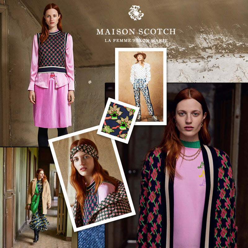 Maison Scotch Amsterdam's Coolest Label