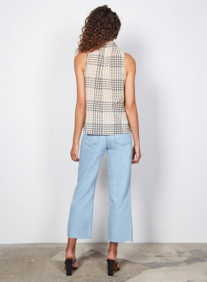 Wish The Label / Delilah Top / Check