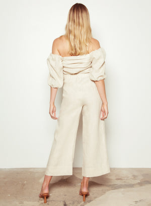 Wish The Label / Ariel Pant / Natural