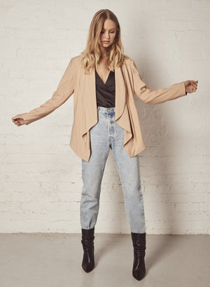 Wish The Label / Proxy Blazer / Nude