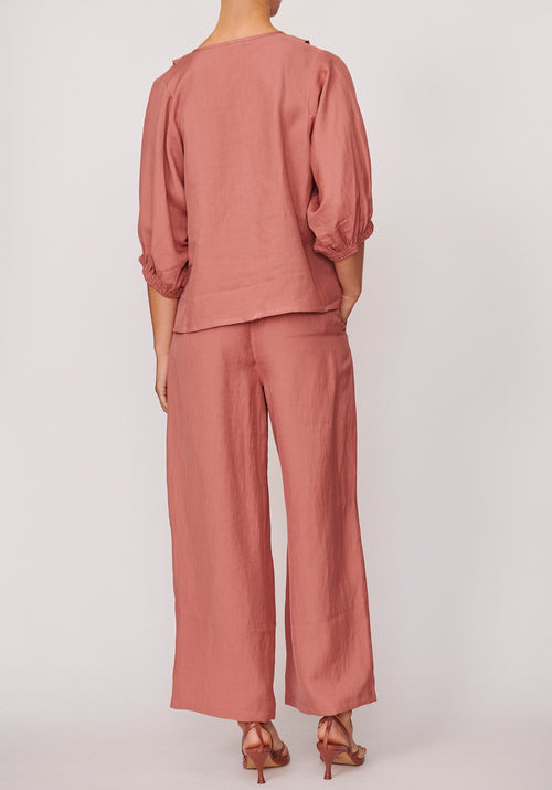 P O L / Portrait Pant / Blush