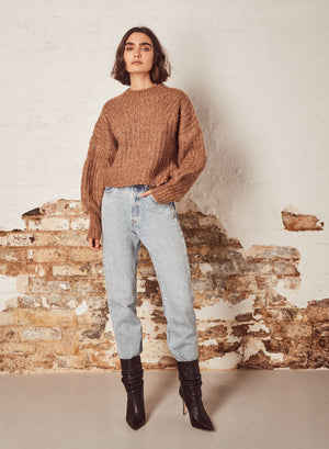Wish The Label / Harper Sweater / Mocha