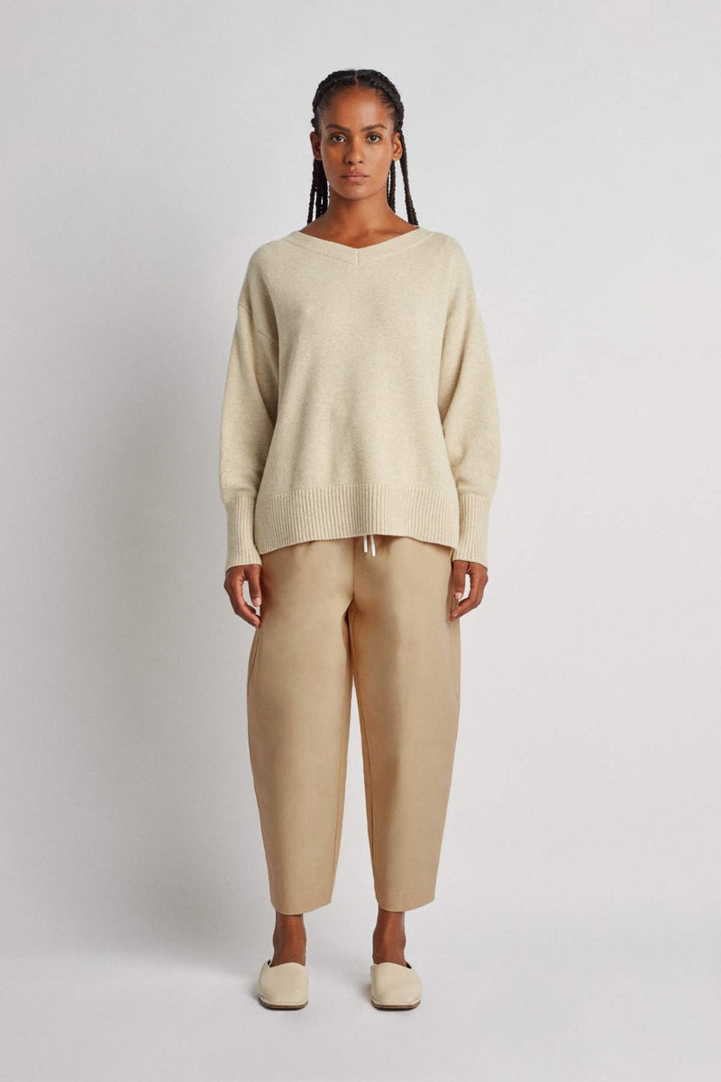 Camilla And Marc / Temora Knit Jumper / Oat