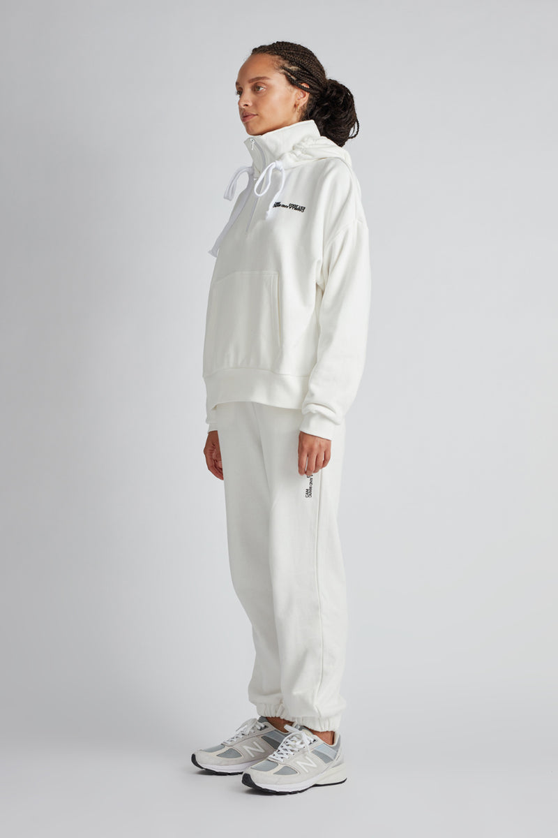 Camilla And Marc / Logan 2.0 Hoodie / White